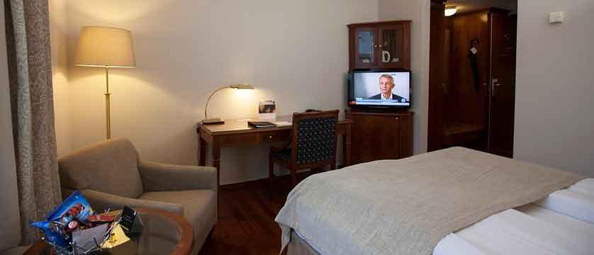 First Hotel Marin, Bergen, Norway - standard double bedroom.jpg